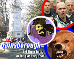 Gainsborough: let them hate so long as they fear