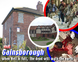 Gainsborough: when hell is full the dead will walk the earth